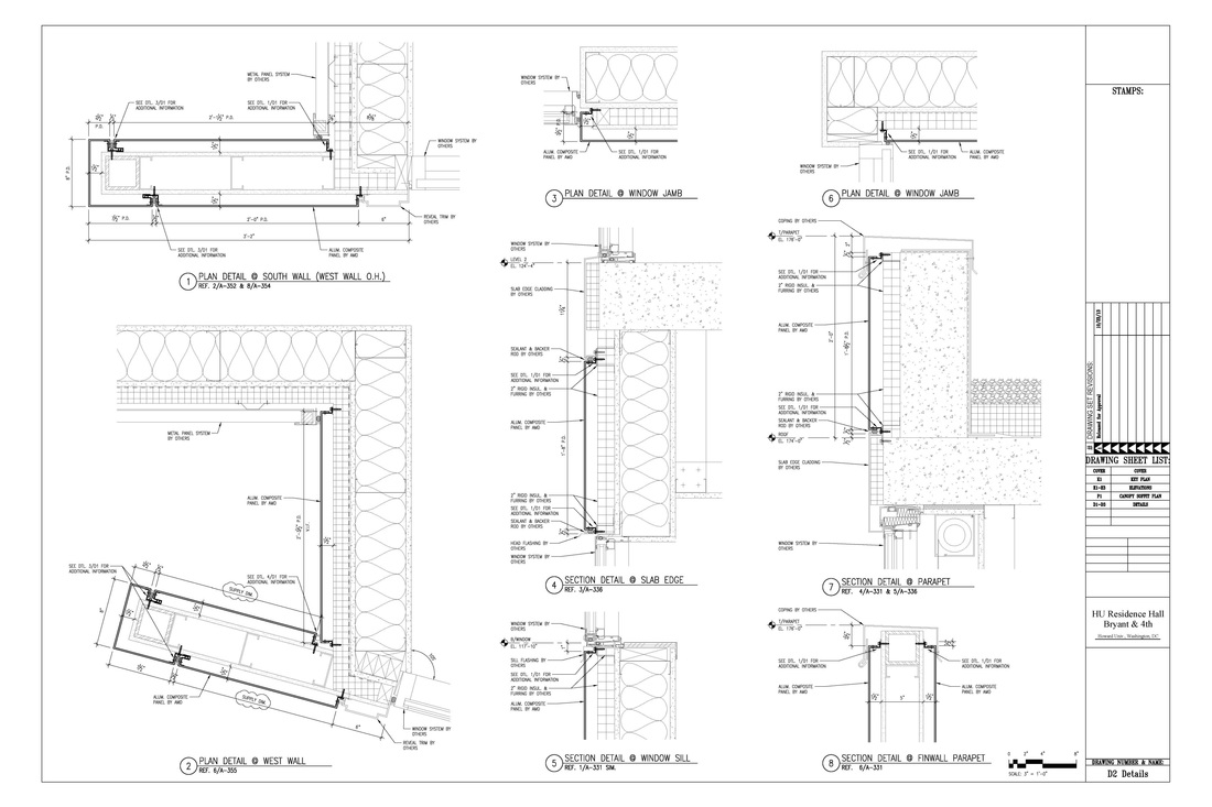 Examples Accurate Drafting Amp Detailing Llc